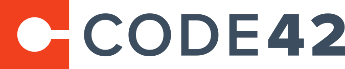 Code 42 logo